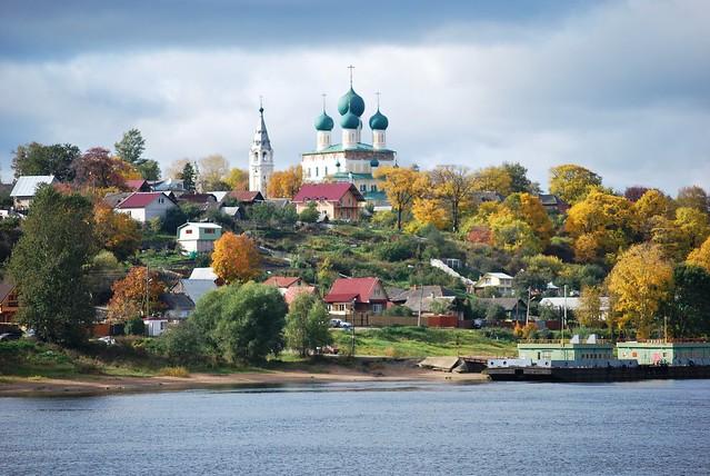 São Petersburgo e Moscou com Fantástico Cruzeiro pelo Rio Volga