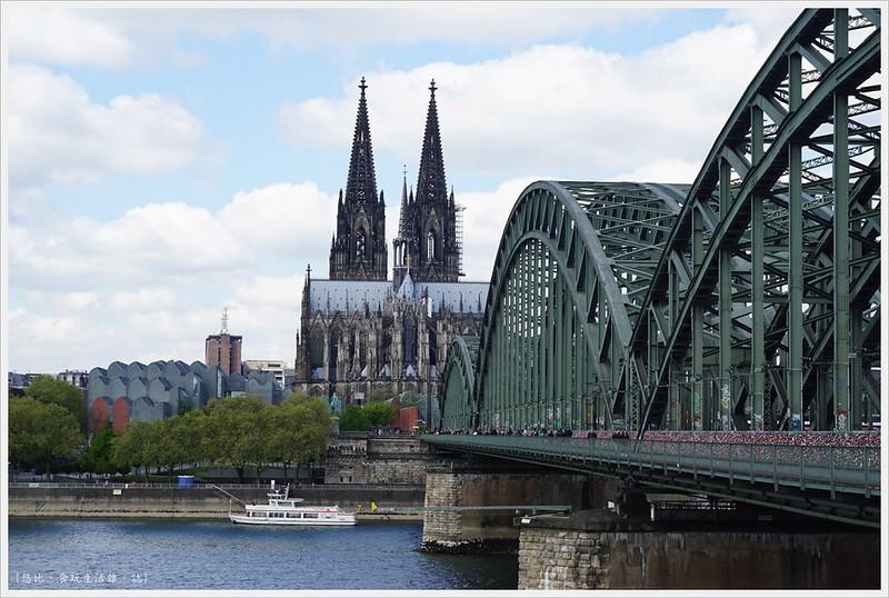 科隆-霍亨索倫橋-24