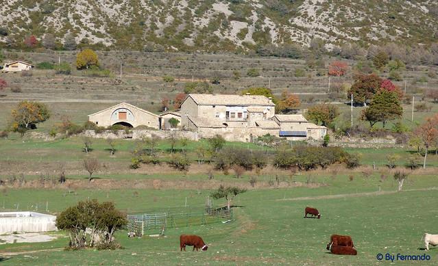 Solsonès 2017 - Exc 05 - Pla de Busa -05- Pla del Rial -04- Cal El Rial -02
