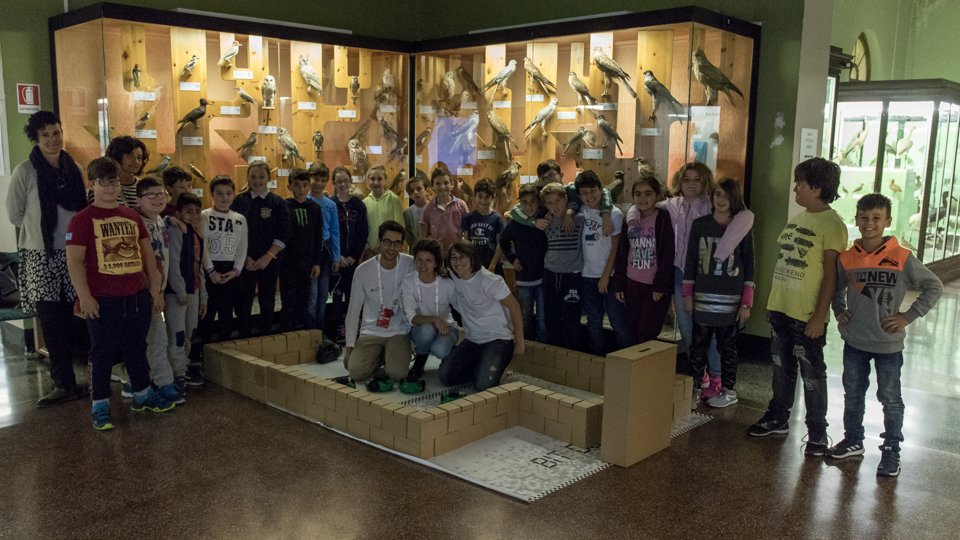 Museo Storia Naturale 2017