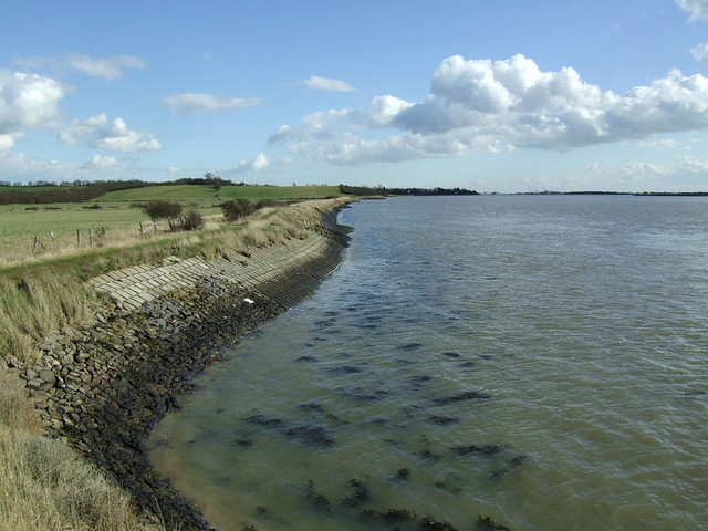 The River Crouch near Althorne