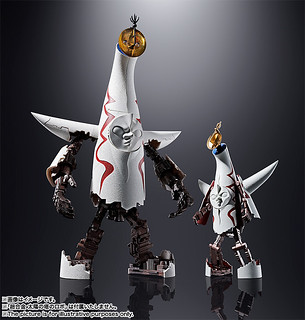 日本萬博會象徵「太陽之塔」成為機器人!?超合金 岡本太郎「太陽之塔機器人Jr.(太陽の塔のロボ Jr.)」