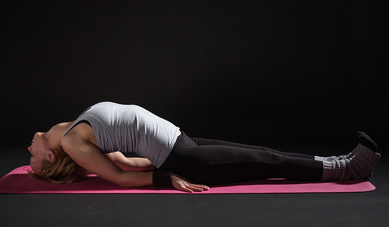 5 Poses To Balance Your Hormones