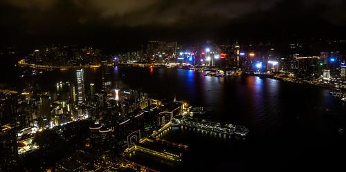 HongKongNightScapeOZONE