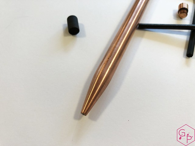 Review @ModernFuel Minimal Mechanical Pencil 2.0 7