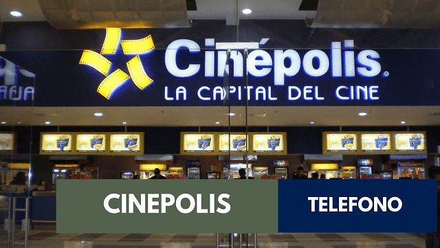 Telefono Cinepolis