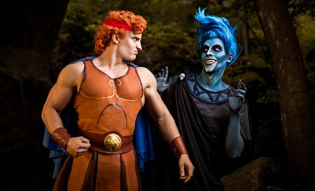 Hercules and Hades