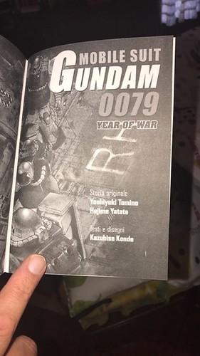 Gundam 0079 New Edition