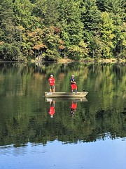 Seneca Creek SP ~ Goin' fishing