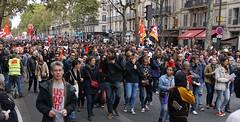 Paris protest, 10-10-2017-No 7
