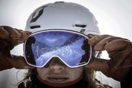 Lyžařské brýle - tajemství zorníků