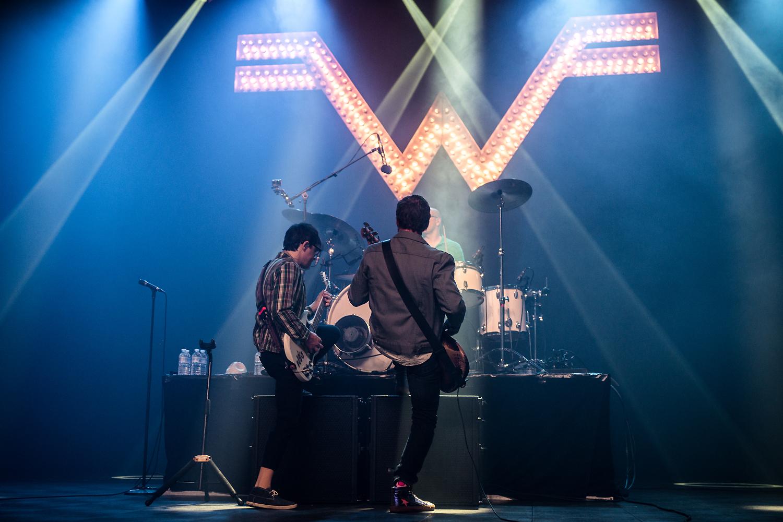Weezer @ AB Brussel 2017 (Jan Van den Bulck)