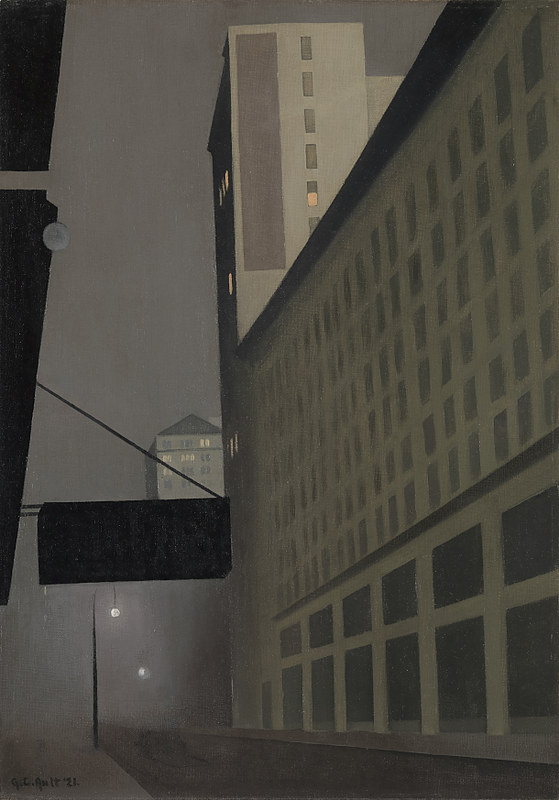 New York Night, No.2 (1921)