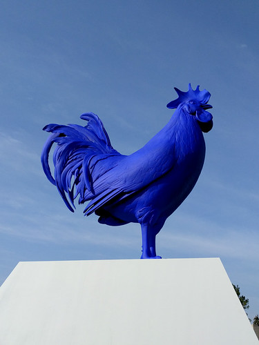 'Hahn/Cock' @ Minneapolis Sculpture Garden