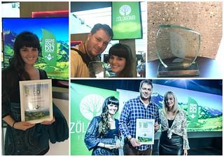 Ozone TV díj