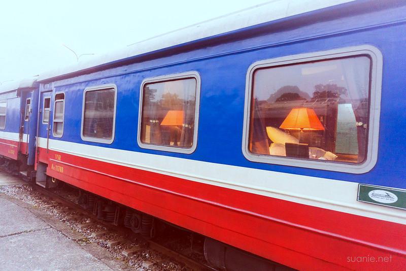 Hanoi Sapa train - luxury cabins