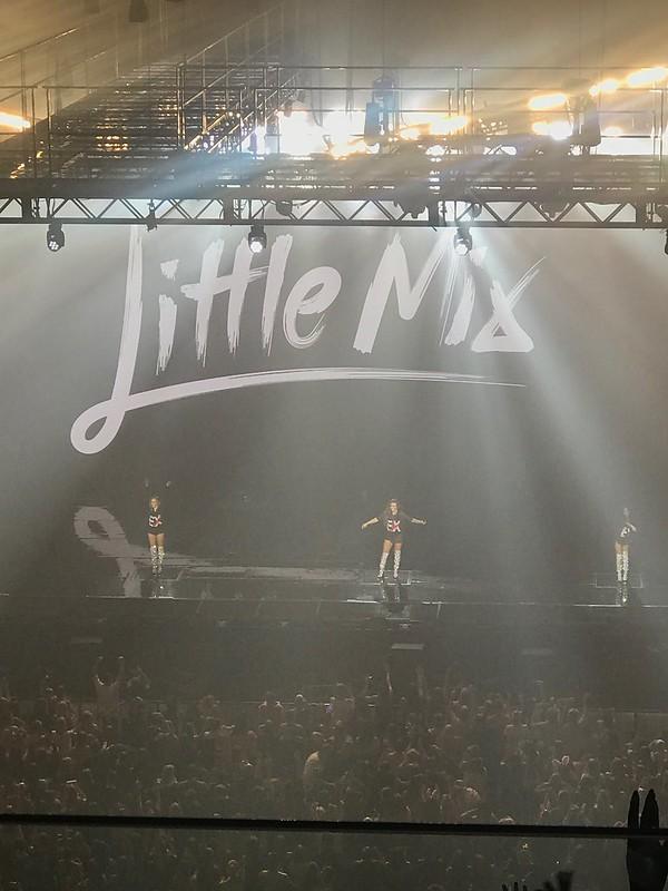 Little Mix first direct arena Leeds