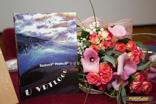 Održana promocija romana 'U vrtlogu' Radomira Premuša @ Opatija