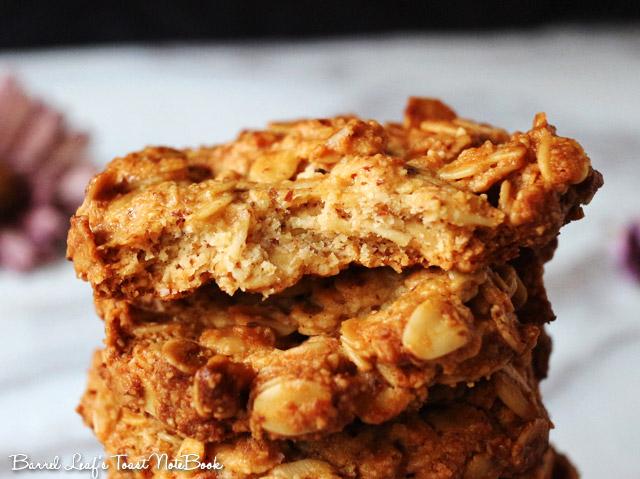 全素燕麥餅乾 (無麵粉) vegan-glutenfree-oatmeal-cookies (8)