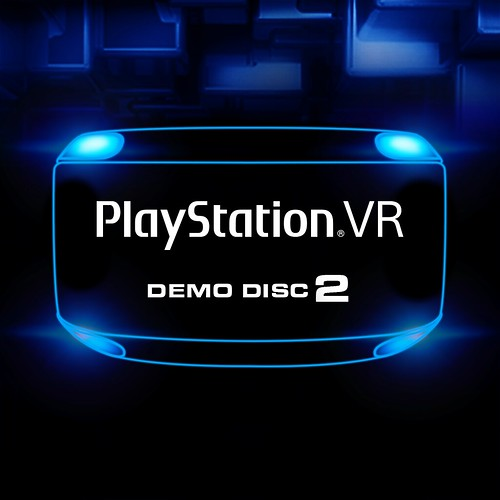 PlayStation VR Demo Collection 2
