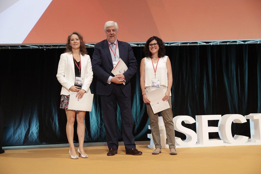 Entrega de Premios Congreso SEC 2017