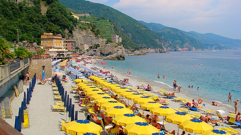 Italy fantastic seaside villages