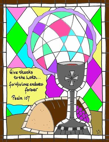 Psalm 107 bulletin