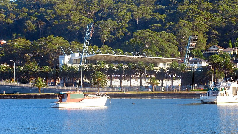 Gosford Central Coast near Sydney