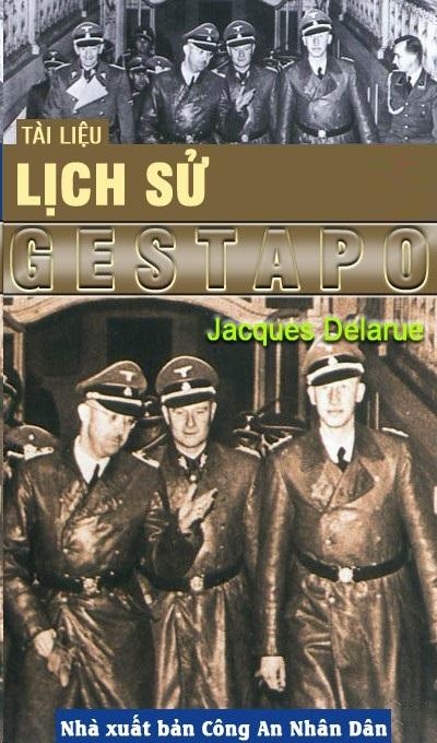 Lịch sử Gestapo - Jacques Delarue