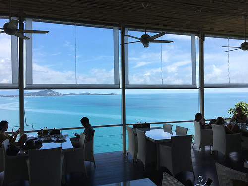 今日のサムイ島 10月5日 シービューヘルシーブレックファースト  - Vikasa Life Cafe