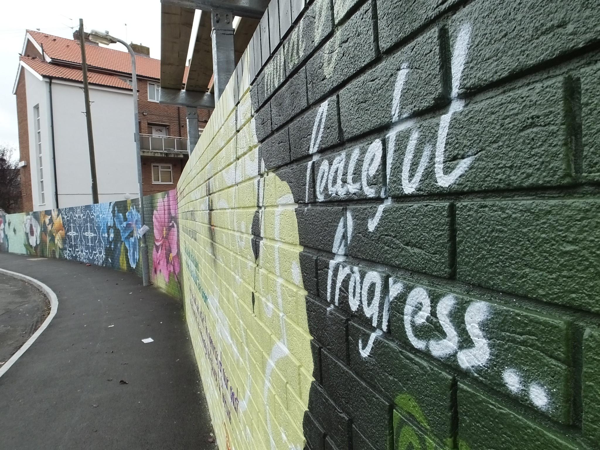 Peaceful Progress: Riverside