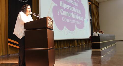 Imparten conferencias sobre el TDA-H