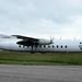 Fairchild FH-227B F-GCPX Exeter 6-6-81