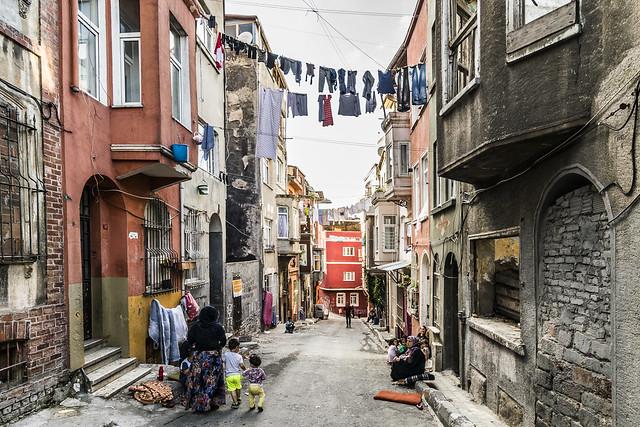 Beyoğlu, Istanbul, Turkey, 2017