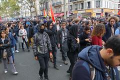 Paris protest, 10-10-2017-No 4