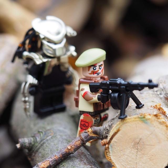 Lego Predator Custom