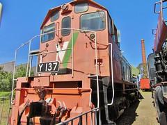 Y137 - Newport Railway Museum – 14.10.17