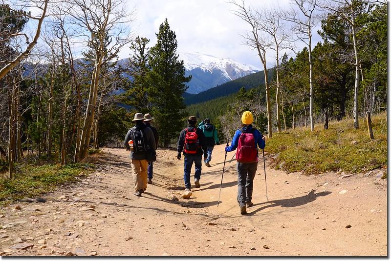 Bill Moore Lake Trail, Empire, Colorado (39)