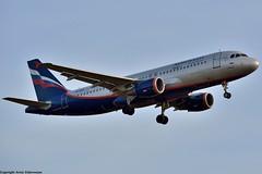 Aeroflot A320-214 VP-BQP SVO 2015-10-04 #spotting #споттинг #самолет #plane #planes #aviation #avia #самолеты #airbus #aeroflot #аэрофлот #spotting_su
