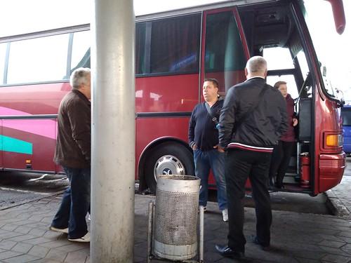 Odessa - Chisinau Bus