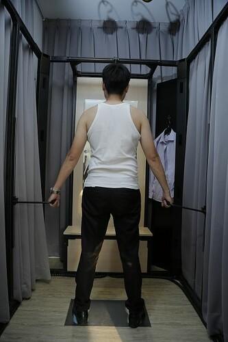 訂做西裝也能很科技!Suit Multi 西服體驗3D量身訂製不一樣的手感西服 (8)