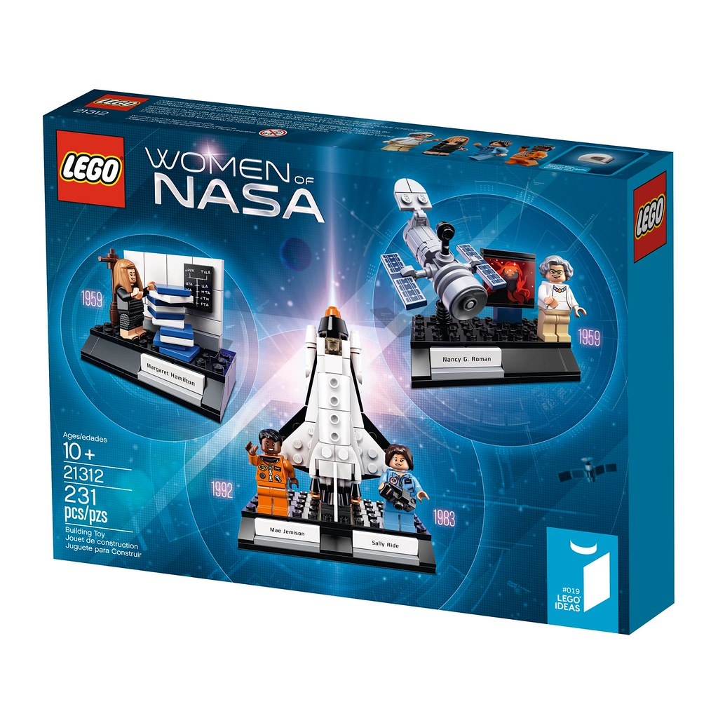 LEGO Ideas 21312 - Women of NASA