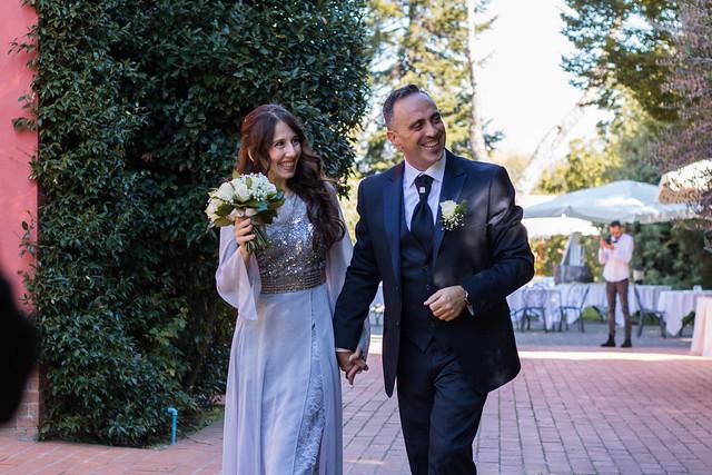Servizio foto matrimonio e rito civile