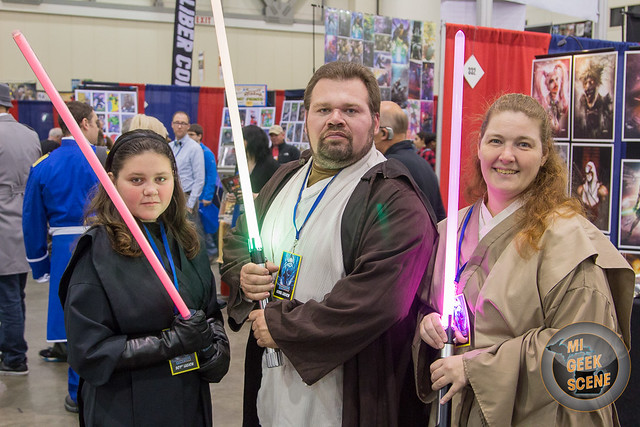 Grand Rapids Comic Con 2017 Part 1 26