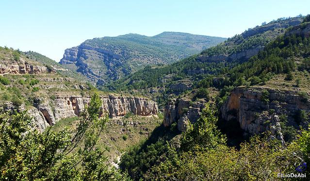 Valle del río Leza hasta Laguna de Cameros 1