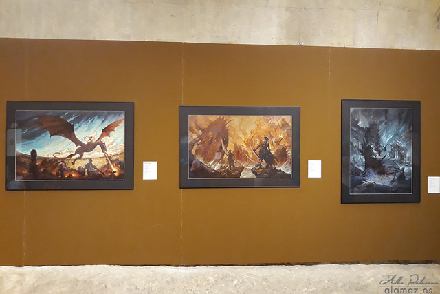 Exposición Juego de Tronos-12