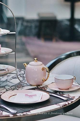 5.St. Regis, KL's pink high tea (#STREGISKLxBAZAAR)