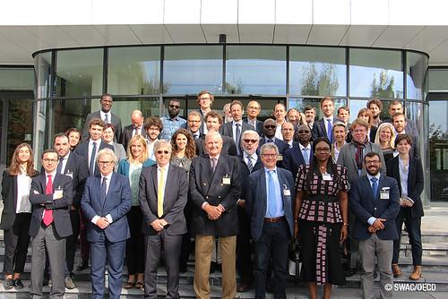 Colloque SWAC/CSFRS sur le Sahara-Sahel, 29 septembre 2017