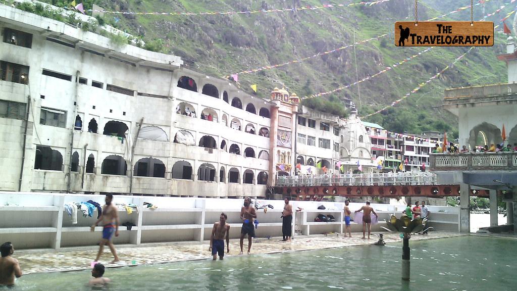 Manikarna Gurudwara - The Travelography