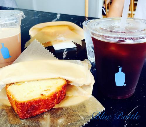 [東京咖啡店] Blue Bottle Coffee, 來清澄白河喝一杯藍瓶咖啡